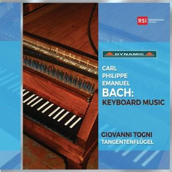Cover C.P.E. Bach: Keyboard Music