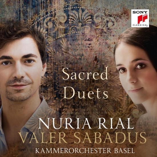 Cover Sacred Duets
