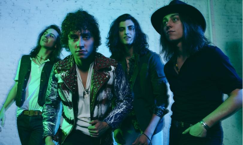 Review Greta Van Fleet - Anthem Of The Peaceful Army