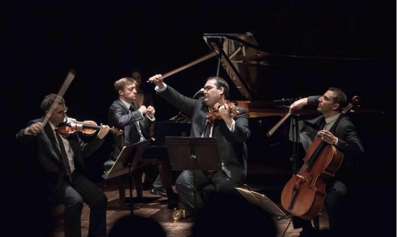 Review The Brahms Project - The Complete Piano Quartets