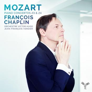 Cover Mozart: Piano Concertos No.23 & No. 24
