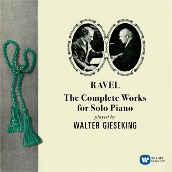 Cover Ravel: The Complete Works for Solo Piano (Remastered)