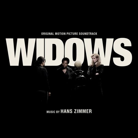 Cover Widows (Original Motion Picture Soundtrack)