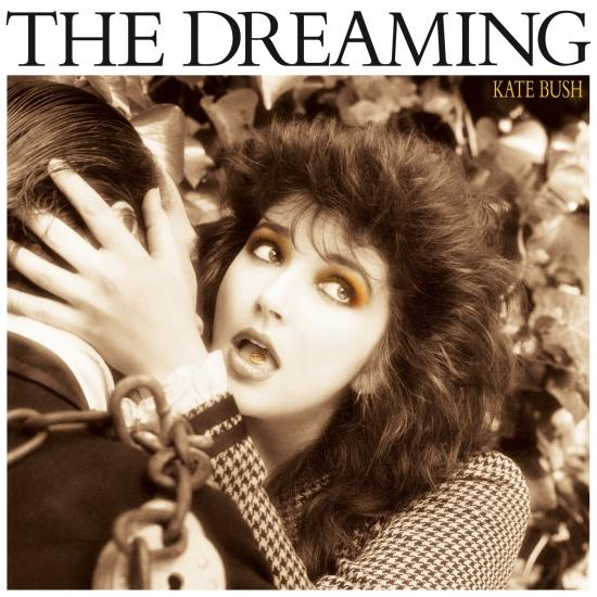 Cover The Dreaming (2018 Remaster)