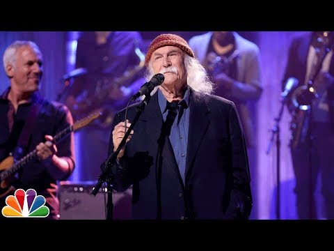 Video David Crosby: She's Got to Be Somewhere