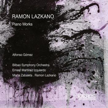 Cover Ramon Lazkano: Piano Works