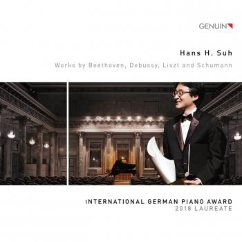 Cover Beethoven, Debussy, Liszt & Schumann: Piano Works (Live)
