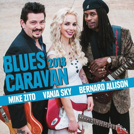 Cover Blues Caravan 2018