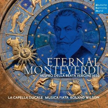 Cover Eternal Monteverdi