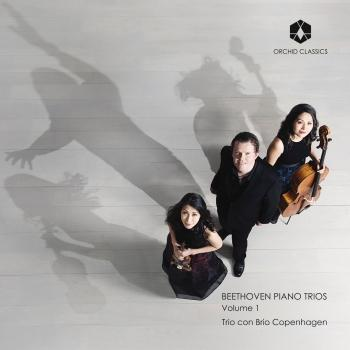 Cover Beethoven: Piano Trios, Vol. 1