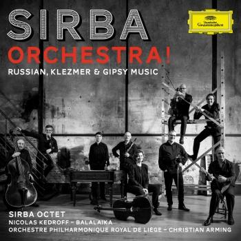 Cover Sirba Orchestra! Russian, Klezmer & Gypsy Music