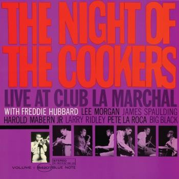 Cover The Night Of The Cookers Vol.1 (Live)