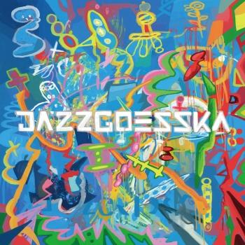 Cover JAZZ GOES SKA