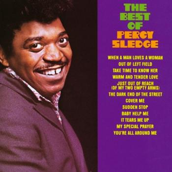 Cover The Best Of Percy Sledge (Remastered)