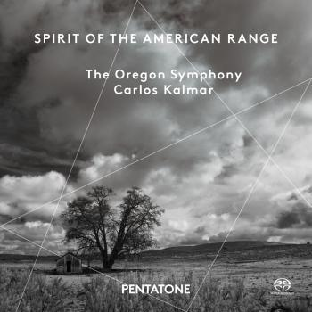 Cover Spirit of the American Range (Live)