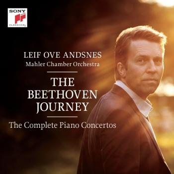 Cover The Beethoven Journey - Piano Concertos Nos.1-5