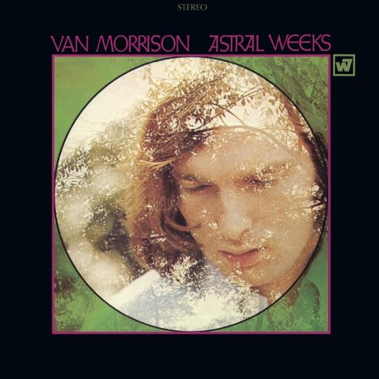 Cover Astral Weeks
