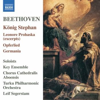 Cover Beethoven: König Stephan & Other Choral Works