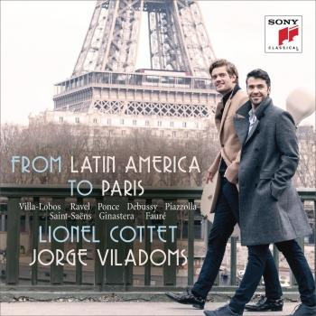 Cover From Latin America to Paris - Works for Cello and Piano