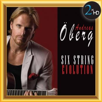 Cover Six String Evolution (Remastered)