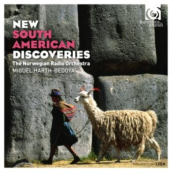 Cover New South American Discoveries