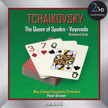 Cover Tchaikovsky: The Queen of Spades / Voyevoda Suites (2016 Remaster)