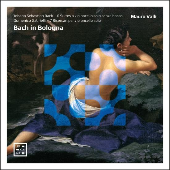 Cover Bach in Bologna