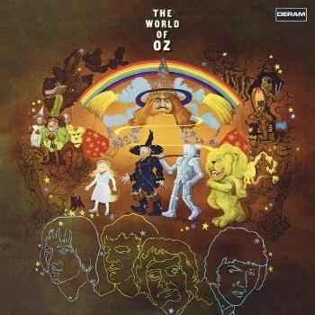 Cover The World Of Oz