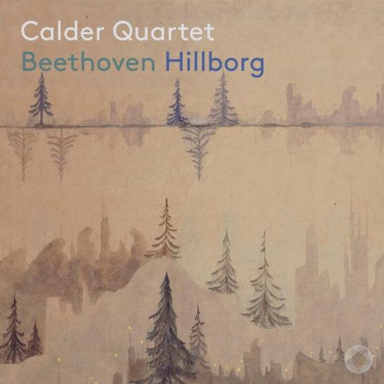 Cover Beethoven & Hillborg: Chamber Works
