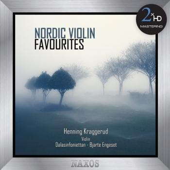 Cover Nordic Violin Favourites (2015 Remaster)