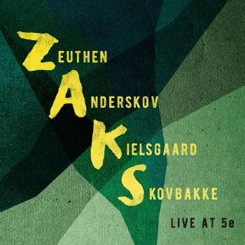 Cover ZAKS Live at 5e