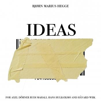 Cover Ideas for Axel Dörner, Rudi Mahall, Hans Hulbækmo and Håvard Wiik