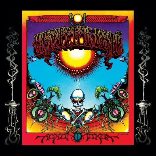 Cover Aoxomoxoa (50th Anniversary Deluxe Edition, Remastered)