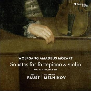 Cover Mozart: Sonatas for Fortepiano and Violin