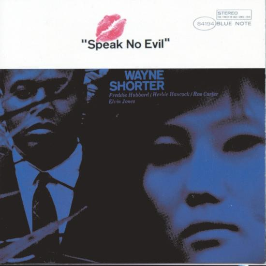 Cover Speak No Evil