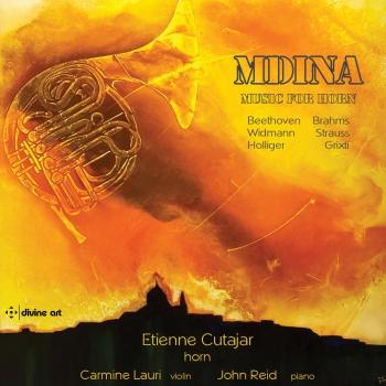 Cover Mdina: Music for Horn