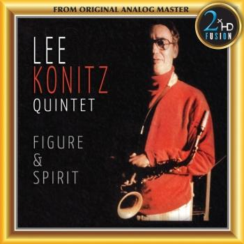 Cover Konitz: Figure & Spirit (Remastered)
