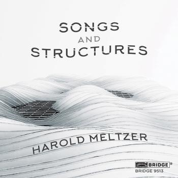 Cover Meltzer: Songs & Structures