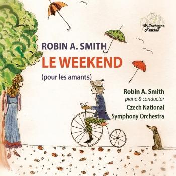 Cover Robin A. Smith: Le weekend