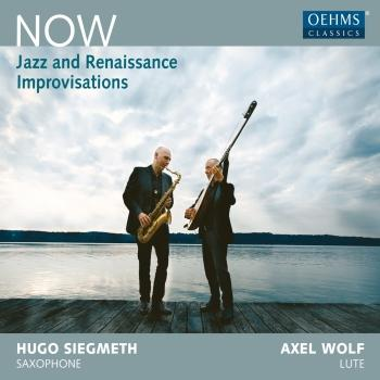 Cover Now: Jazz & Renaissance Improvisations