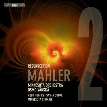 Cover Mahler: Symphony No. 2 in C Minor 'Resurrection'
