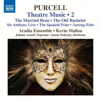 Cover Purcell: Theatre Music, Vol. 2