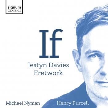 Cover If: Michael Nyman, Henry Purcell