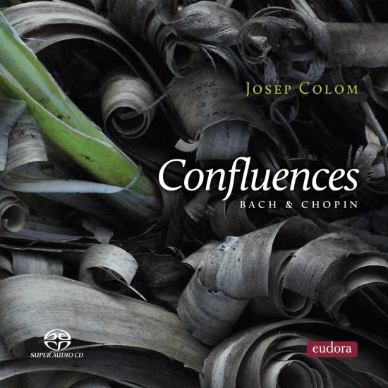 Cover Bach & Chopin: Confluences