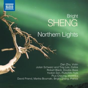 Cover Bright Sheng: Northern Lights