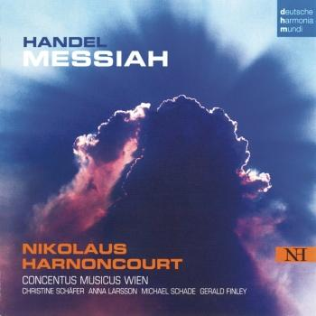 Cover Händel: Messiah