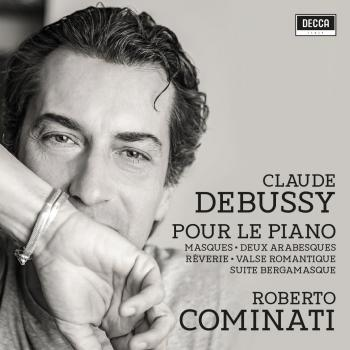 Cover Debussy: Piano Music