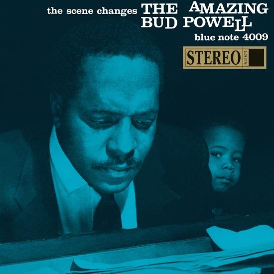 Cover The Scene Changes: The Amazing Bud Powell (Vol. 5)