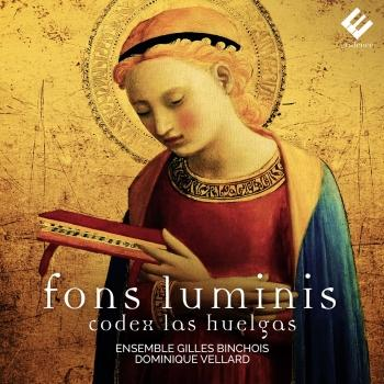 Cover Fons luminis: Codex Las Huelgas (Sacred Vocal Music from the 13th Century)