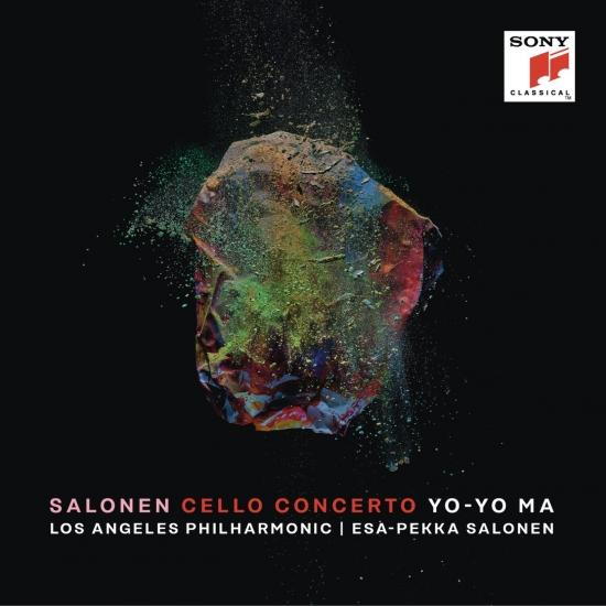 Cover Salonen Cello Concerto